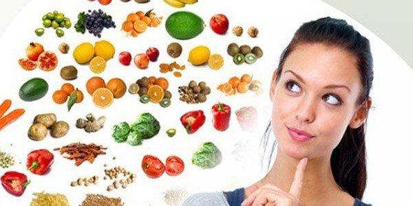 Netolerancija na hranu – Namirnice